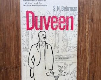 Duveen by S.N. Behrman, c.1952