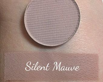 Silent Mauve - Pressed Matte Eyeshadow