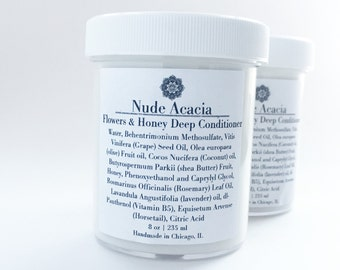 Flowers & Honey Deep Conditioner