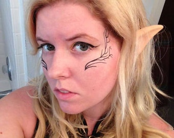 Mythal Vallaslin temporary tattoos