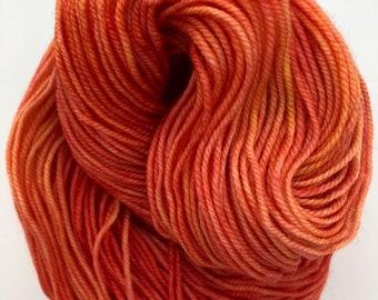 Pop 4ply hand dyed merino nylon sock yarn 100g