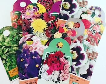 Vintage Florist Tags