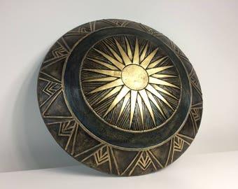 New Wonder Woman Shield 2017 movie inspired