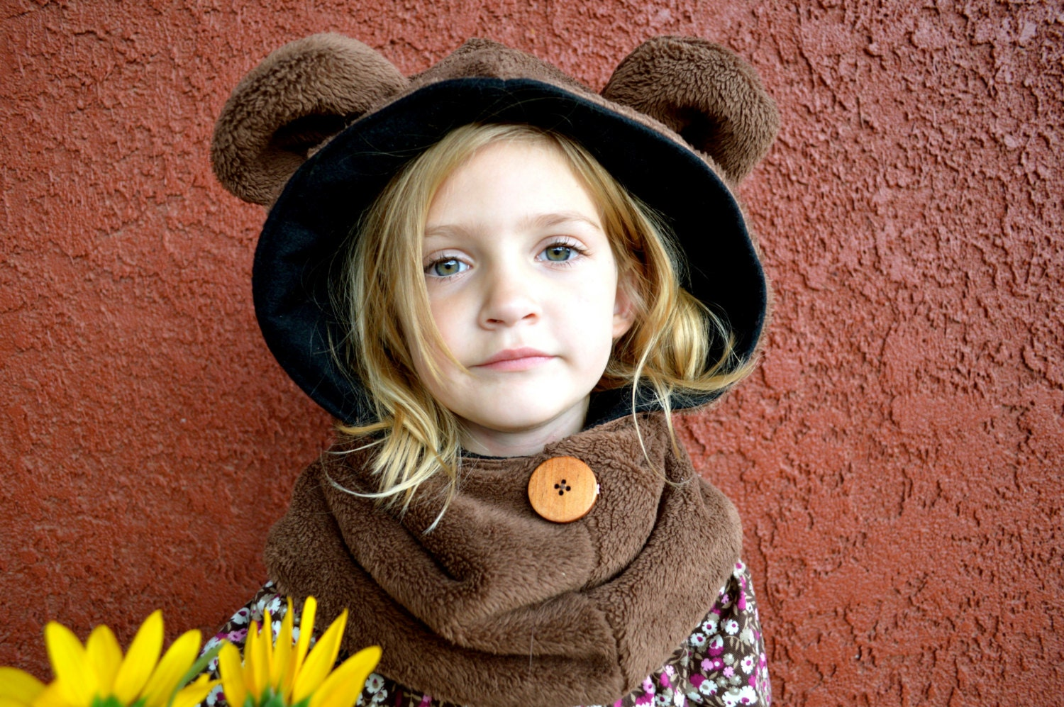 Childrens sewing patterns hoodie with ears sewing zoom jeuxipadfo Images