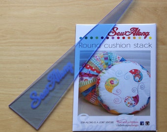 Round Cushion Stack Pattern and Template Pack