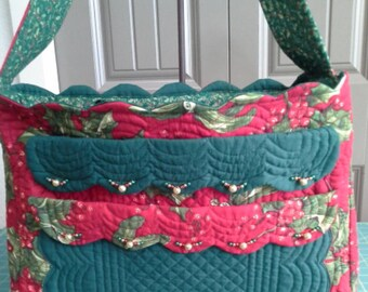 Holly-Day Tote Pattern