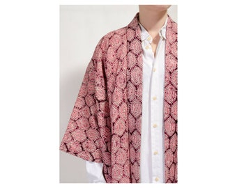 Vintage, haori, kimono jacket, kaftan, haori jacket, kimono cardigan, boho, hippie clothes, kimono robe, kimono fabric, bohemian, minimalist