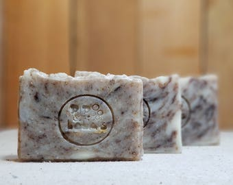 Perfect Pomander Soap -  Orange Clove, All Natural, Handmade Soap, Barely Scented Soap, Sustainable Palm, Vegan Soap