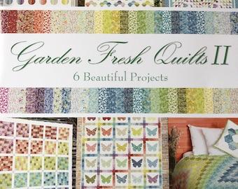 Garden Fresh Quilts II paperback