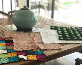 Oaxacan Crochet Blouse