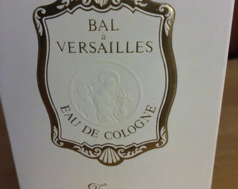 Bal a Versailles, new bottle, Vintage.