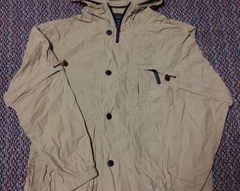 Vintage Tommy Hilfiger hoodie..hip hop swag raptees..nice condition..size medium