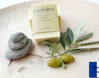 Laniakea Ursa soap - handmade soap - olive oil