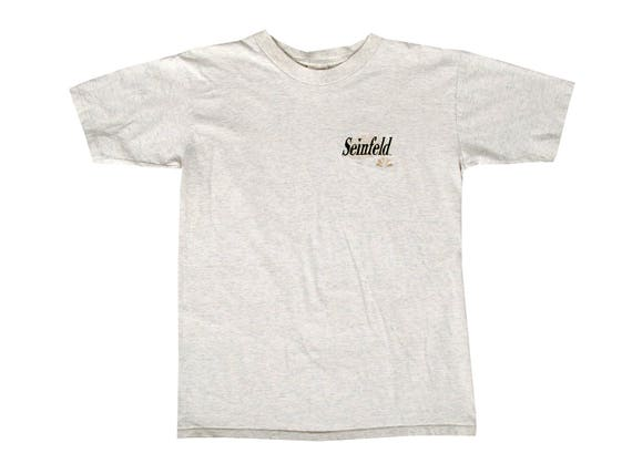 Vintage Seinfeld Embroidered T-Shirt