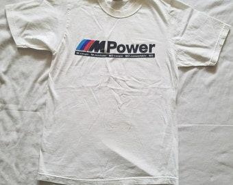 M Power size M