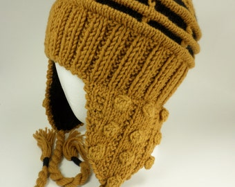 Dr. Who Dalek Hat with Earflaps