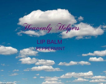 LIP BALM peppermint
