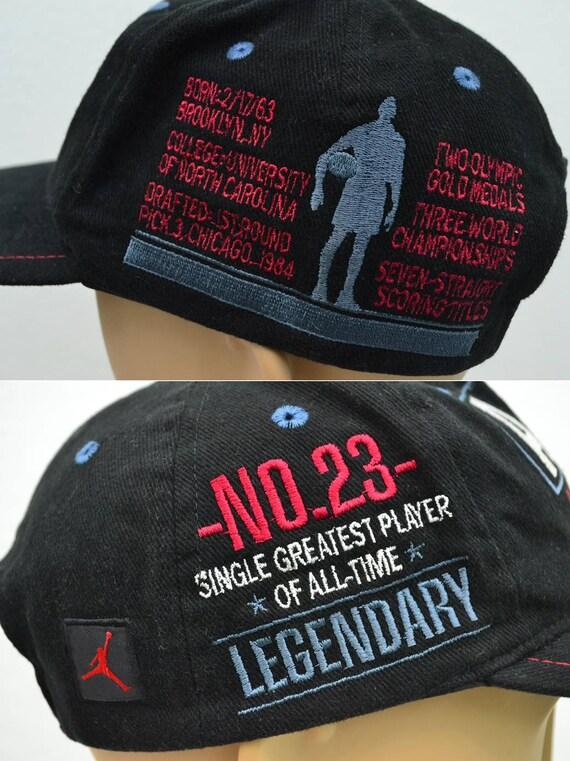 38d8caa0 ... new arrivals air jordan hat vintage air jordan nike snapback 90s nike  air jordan baseball cap