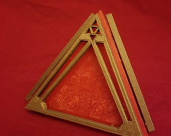 Sith holocron from star wars