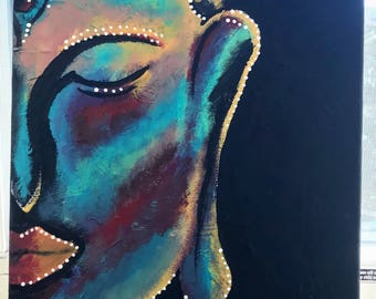 Impressionist Buddha