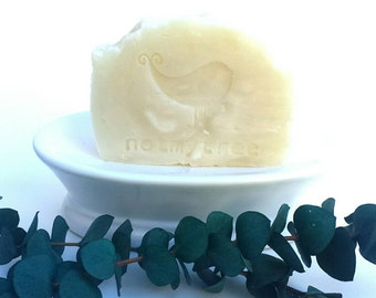 My Gramma's Soap, Eucalyptus Soap, Homemade Soap, Vegan Soap, Natural Soap, Handmade Soap, Cold Comfort Soap, Bath Soap, Bar Soap, Spa Gift