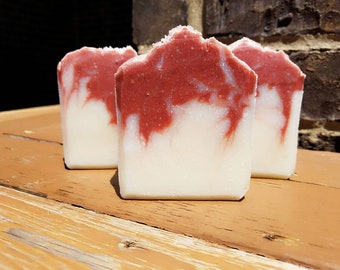 Artisan Handmade Soap, Cold Process Soap, Endless in Love Artisan Soap