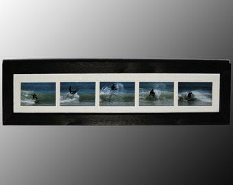 Five Photo Custom Frame