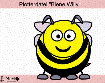 "Plotter ""Bee Willi"""