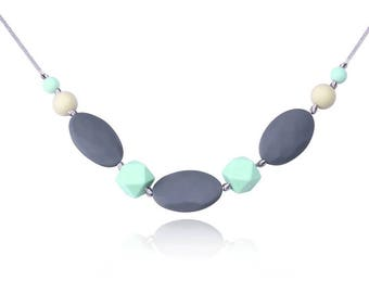 SALE - Colourful and Simplistic Teething Necklaces