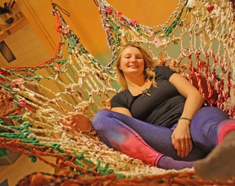 Handmade Hammock by Textile Hunters