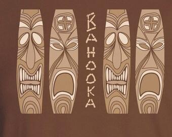 Tiki Bar Reproduction Bahooka Matchbook Reproduction Poster/Print