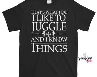 Juggler Tshirt Juggle tee Juggle Lover Gift Juggling T shirt Juggler T-shirt Juggler T shirt Cute Juggler Tee Birthday Gift Funny Tee Juggle