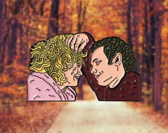 Harry and Sally Pin