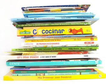 Bilingual Book (Spanish) Classroom Library Set