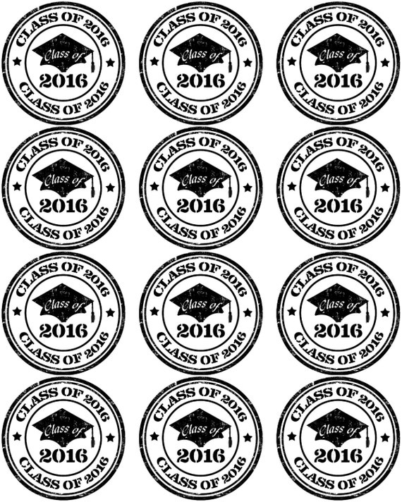 Items Similar To Graduation Cupcake Toppers