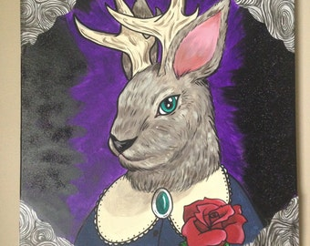 The Lady Jackalope