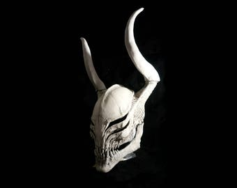 Custom Made to Order Mask. Custom Sculpture, Mask Commission. Custom Halloween/Masquerade/Prop/Costume/Mask