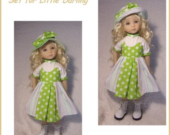 Outfit for dolls 13 inch Little Darling Dianna Effner