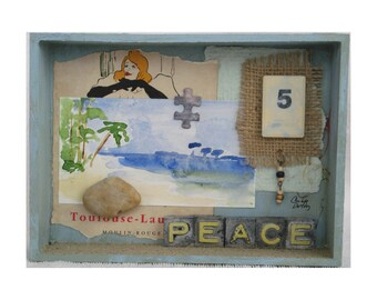 Peace - original artwork