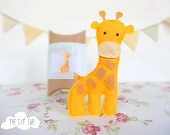 Diy Craft Projects - Diy Craft - Diy Crafts - Diy Kit - Sewing Kits For Kids - Felt Diy Kit - Diy Projects / Diy Kit For Kids / Sew Your Own