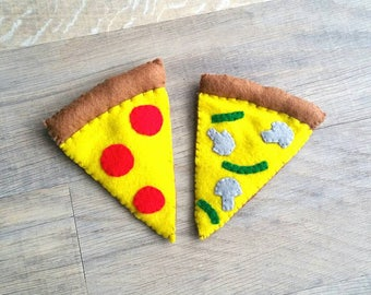 Pizza cat toy / catnip pizza / catnip cat toy / cat toy / cat toy pizza