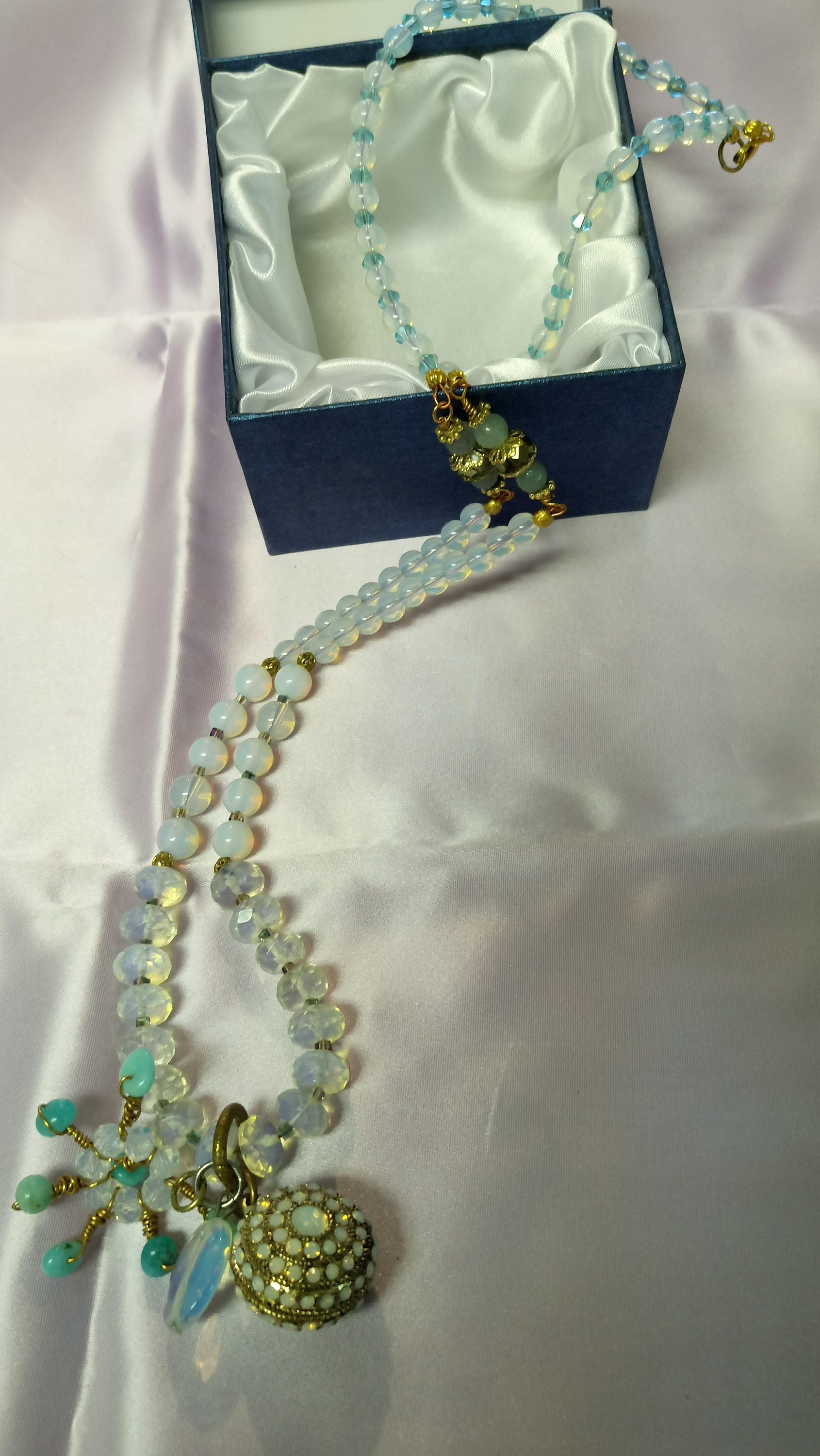 amazonite design darby drake necklace chains img products jewelry sector