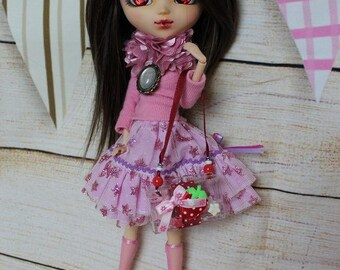 BJD Pullip Blythe doll's Handbag
