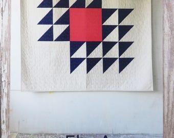 Fly Away Quilt Pattern - Heather Jones - HJ004