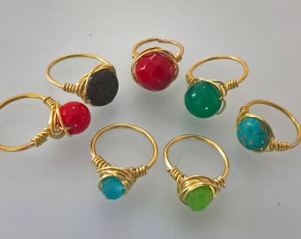2+1 FREE! Fire, Wire and Beads