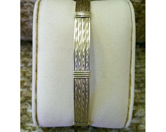 Classic 9-wire Wire Wrapped Bracelet