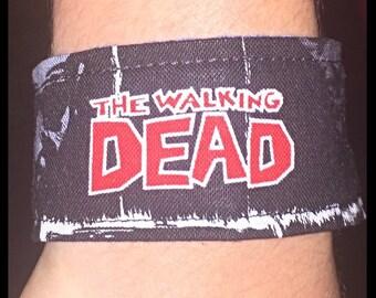 The Walking Dead Bracelet/ Wristband