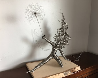 """Wire Fairy """"Wishes"""""""