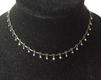 Bellagio Crystals Rhinestone Necklace