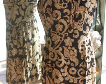 Vintage 1960s Alison Ayres Original Dress